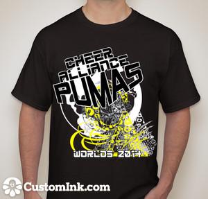 pumas worlds shirt